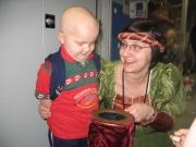Andrzejki 2010 w IMiDz oraz w szpitalu przy ul. Litewskiej