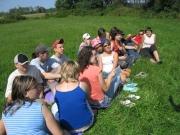 Fundacyjne obozy - Obóz podopiecznych Fundacji w Ośrodku w Mariampolu