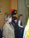 Imprezy okolicznościowe - Mikołaj na oddziale hematologii i onkologii dziecięcej