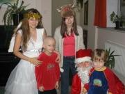 Imprezy okolicznościowe-więty Mikołaj w Ośrodku Fundacji - zorganizowany przez grupę Liderzy