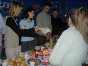 Imprezy okolicznościowe - Wigilia dla rodziców, dzieci, pracowników i wolontariuszy Fundacji