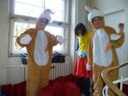 Święta Wielkanocne Podopiecznych Fundacji - Święta Wielkanocne Podopiecznych Fundacji - w warszawskich Klinikach Onkologicznych