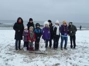 Zimowy obóz w Kołobrzegu 2013